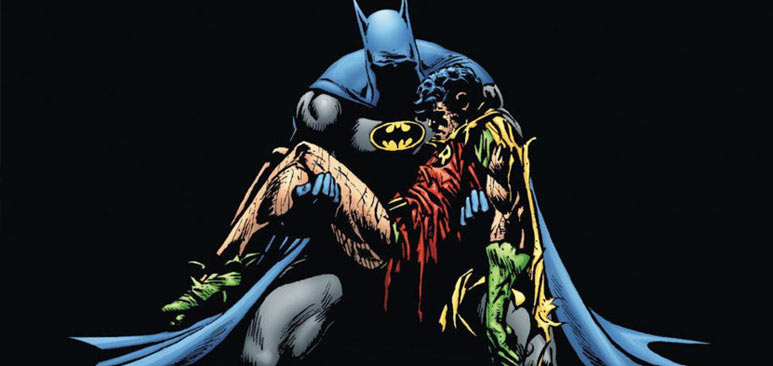 Batman Comics indispensables - A Death in the Family (1988)