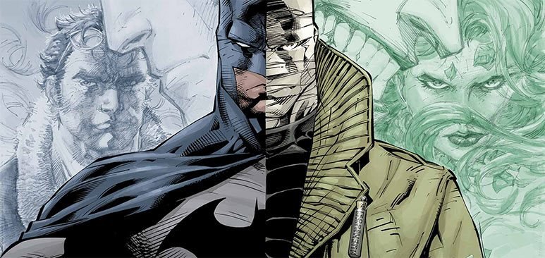 Batman Comics indispensables - Hush (2002)