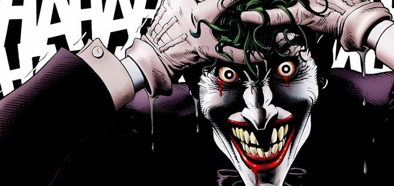 Batman Comics indispensables - The Killing Joke (1988)