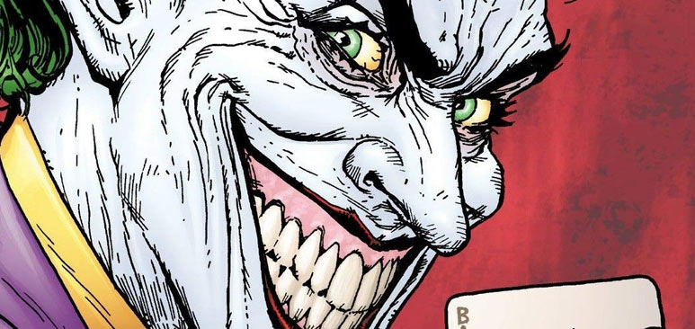Batman Comics indispensables - The Man Who Laughs (2005)