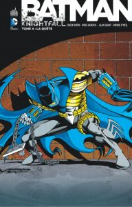 Batman Comics indispensables - Knightfall Tome 4