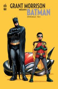 Batman Comics indispensables By Grant Morrison Tome 2